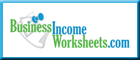 Worksheet Business Interruption Worksheet business interruption insurance worksheets from consultants or bisimplified with a great way to help your insurance